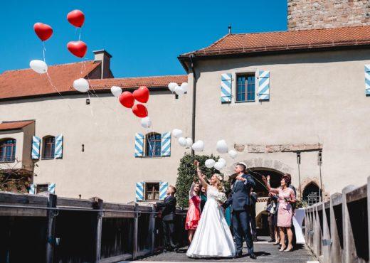 Heiraten Burg Wernberg